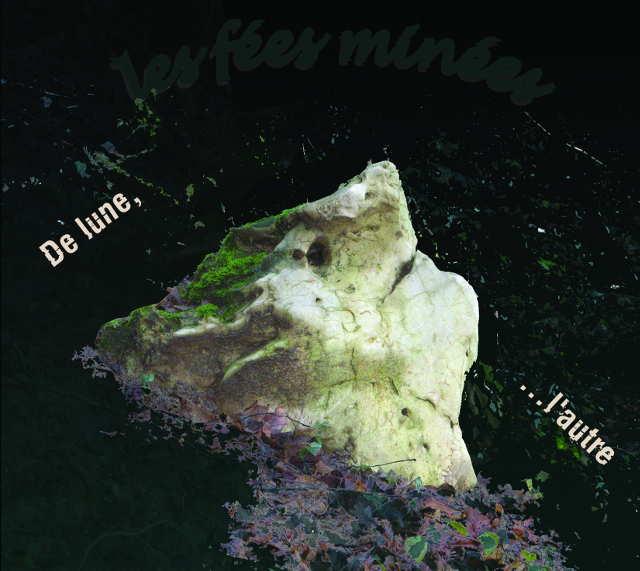 """Pochette album les fees minees """"De lune"""""""