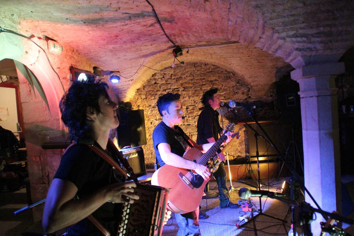Les fées minées concert trio Vesoul