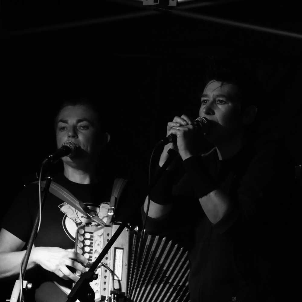 Les fées Minées en concert 2015 - Photo Rachel Carton